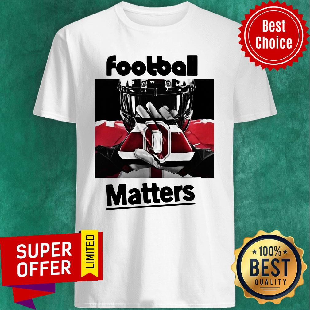 Awesome Football Matters Shirt - 1