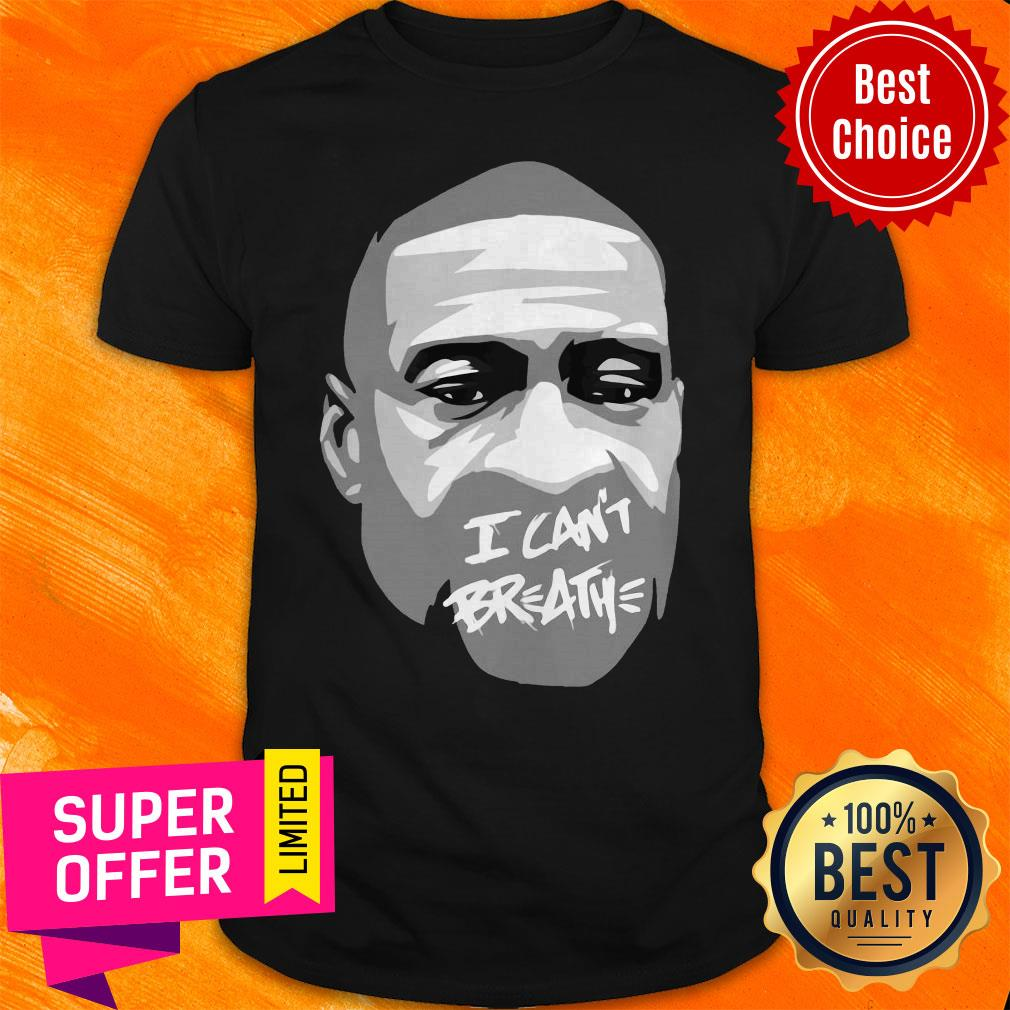 Nice LeBron James I Can't Breathe Shirt - 1