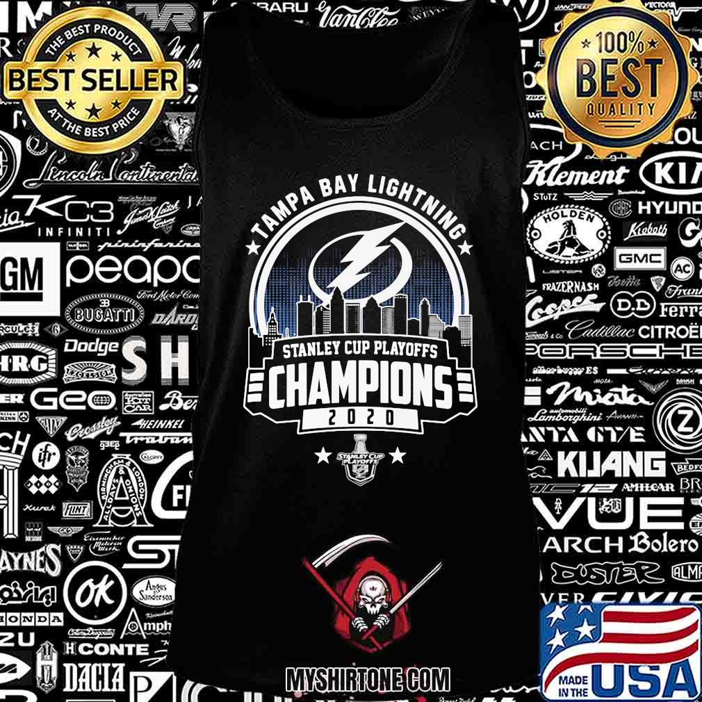 Tampa bay lightning stanley cup champions 2020 s Tank Top