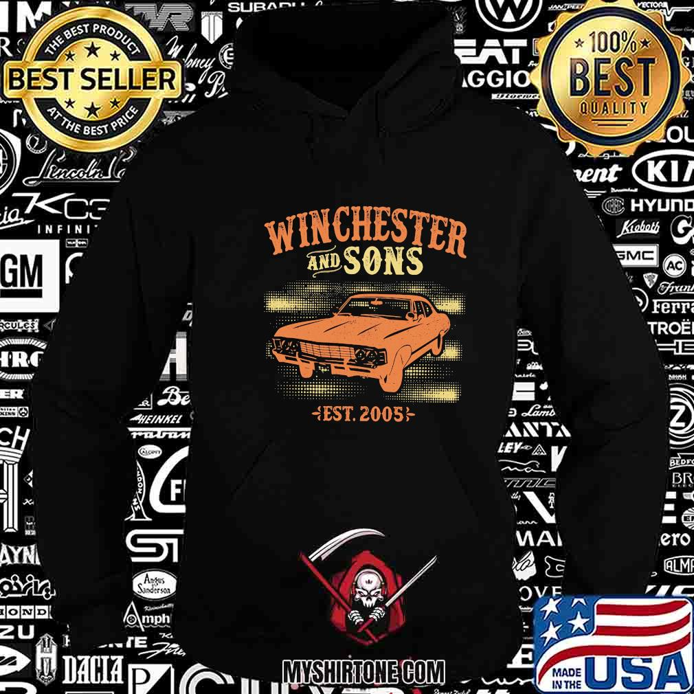 Winchester and sons est 2005 shirt
