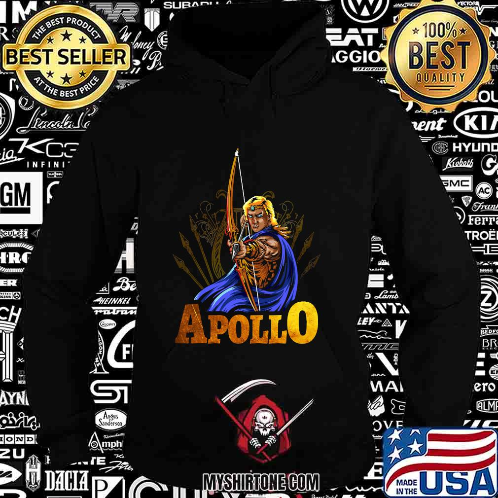 Apollo Ancient Greek Mythology Gods And Monsters Shirt Hoodie