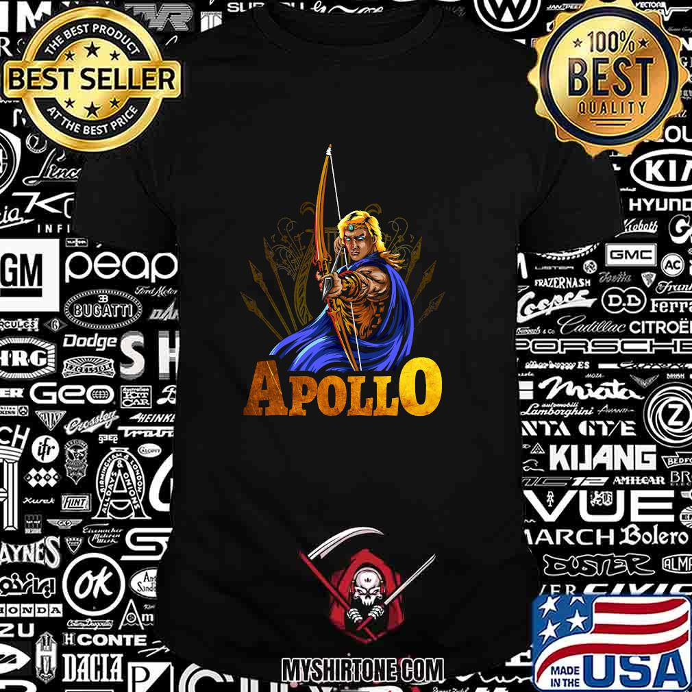 Apollo Ancient Greek Mythology Gods And Monsters Shirt