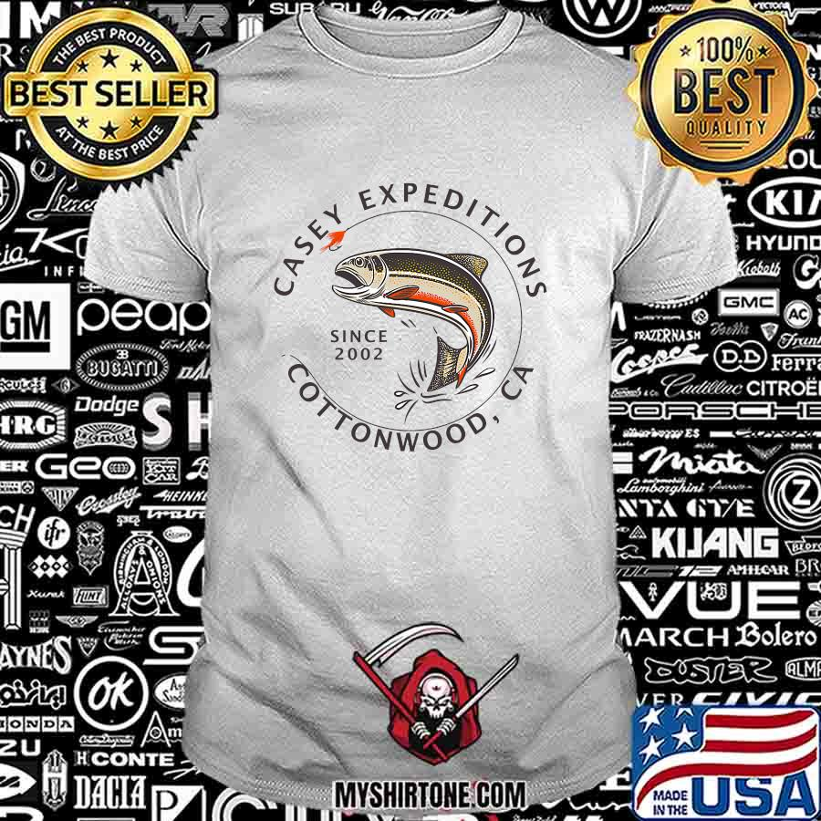 Casey expeditions cottonwood ca family shirt