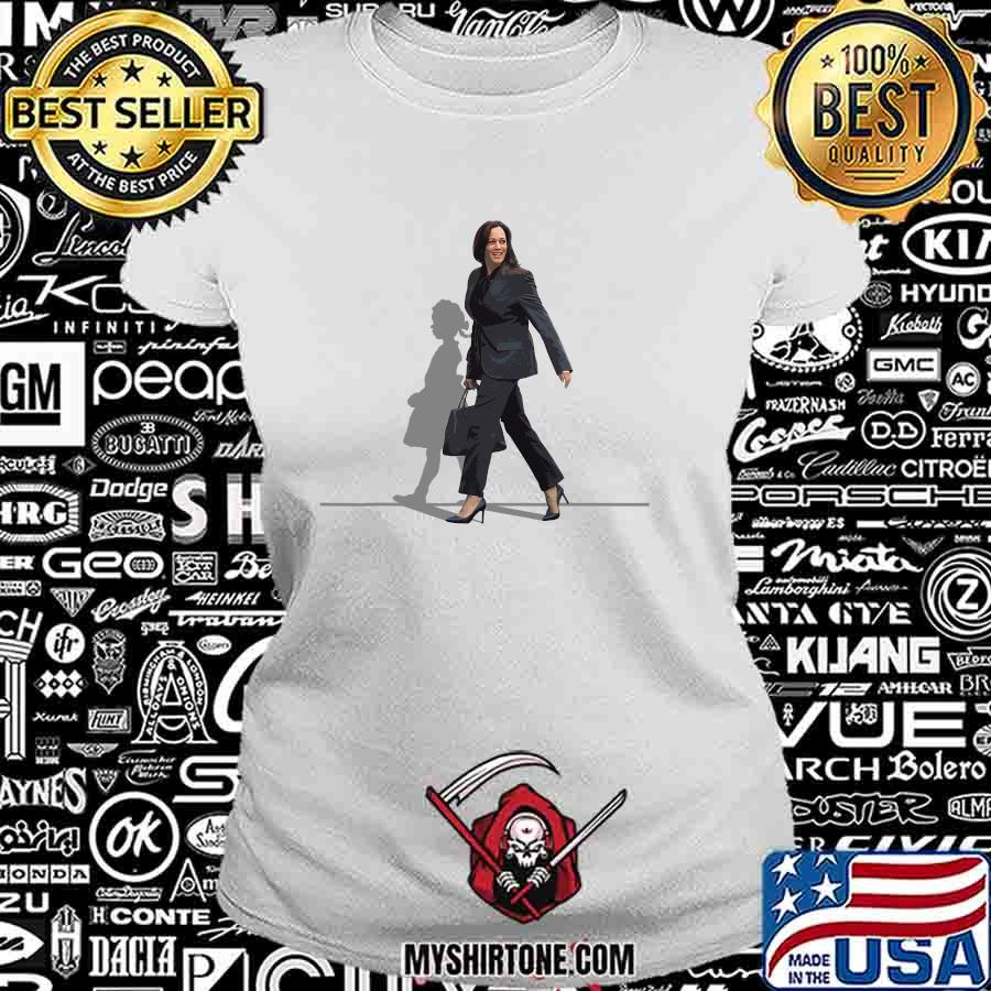 Kamala Harris Ruby Bridges Shadow Female Vice President 2020 Shirt Ladiestee