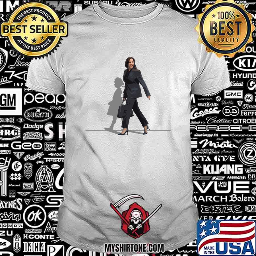 Kamala Harris Ruby Bridges Shadow Female Vice President 2020 Shirt