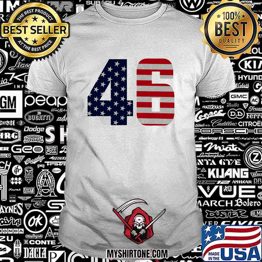 Vintage 46 Outfit American Flag Shirt