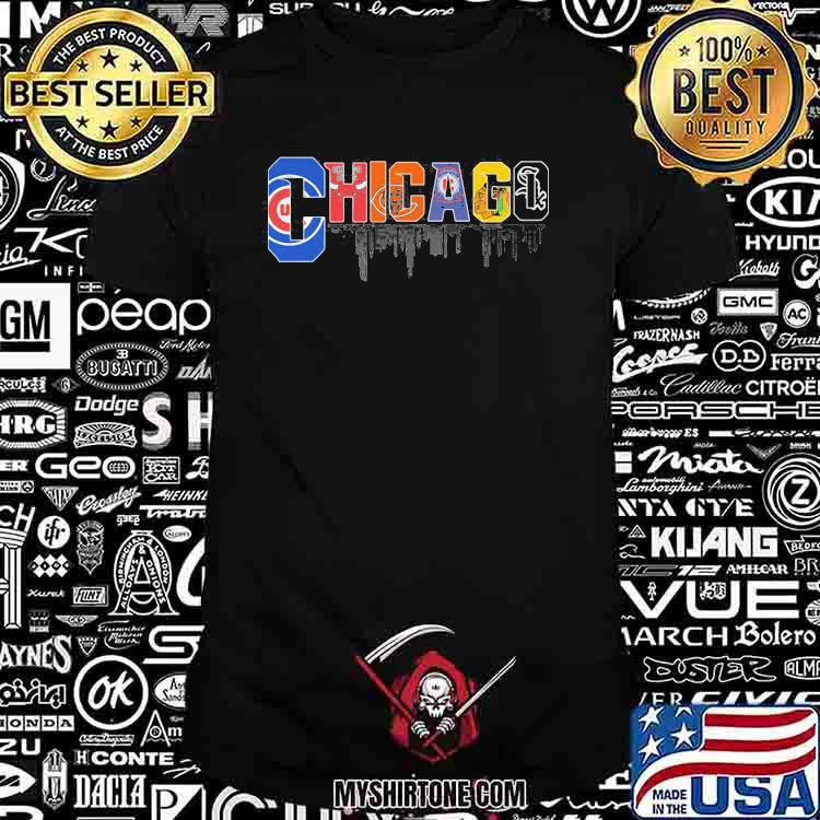 Chicago All Team Baseball Shirt