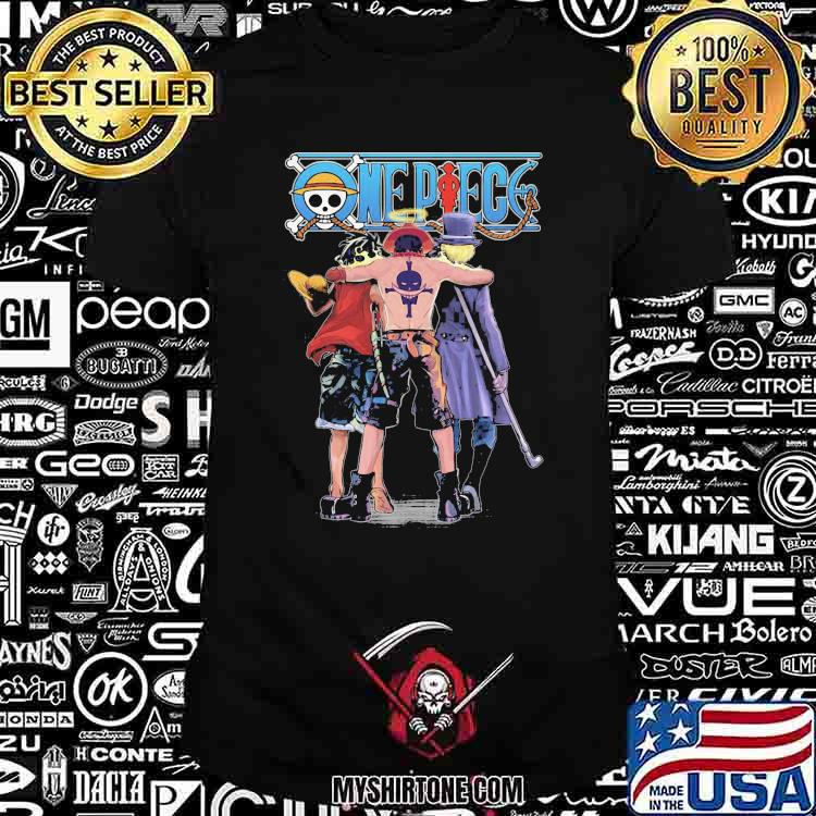 One Piece Cartoon Shirt