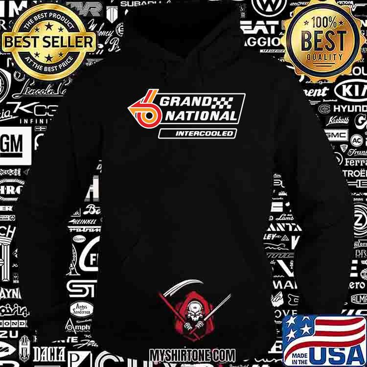 Grand National Intercooled Logo Shirt Hoodie