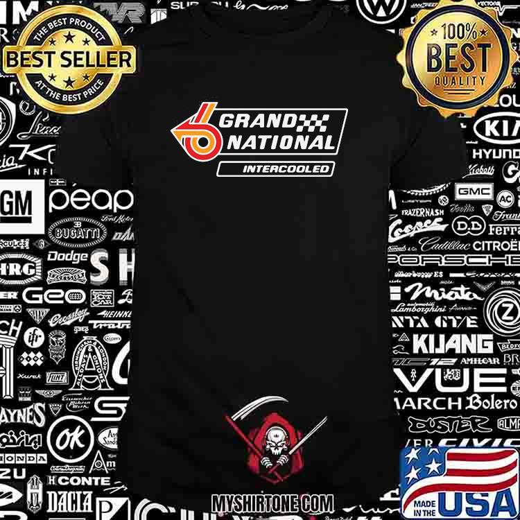 Grand National Intercooled Logo Shirt
