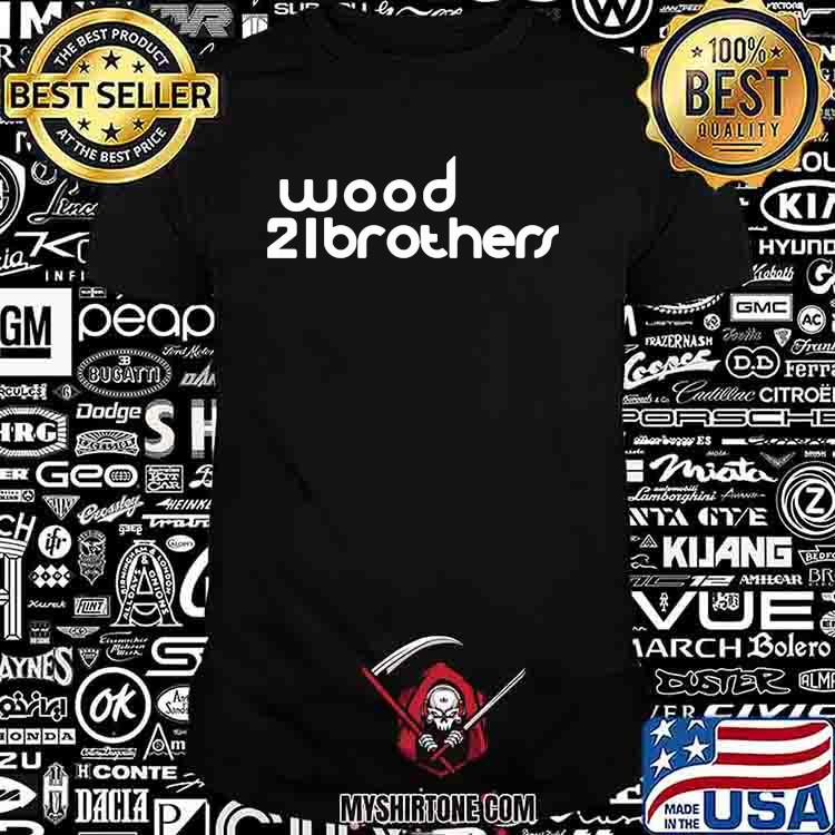 Nascar Ryan Blaney Wood 21brothers Shirt