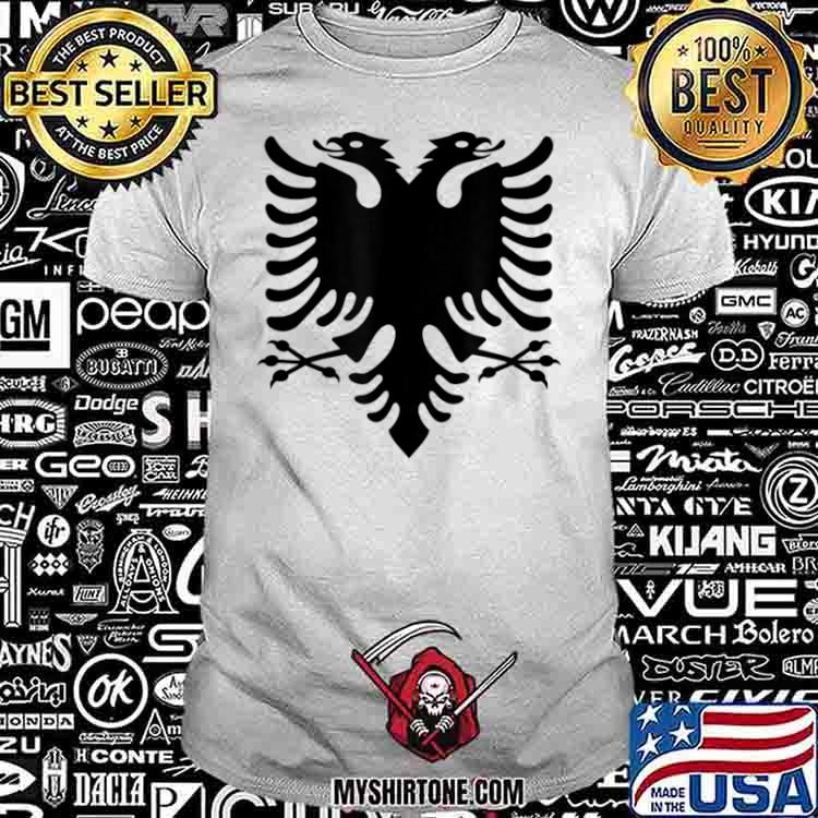 Official Albania Flag Shirt