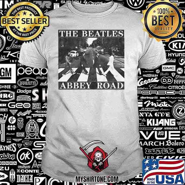 The Beatles Abbey Road Band Music Shirt